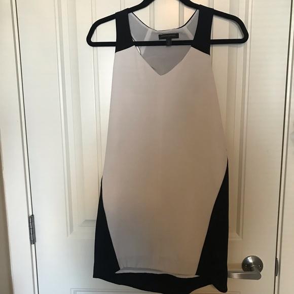 Banana Republic Dresses & Skirts - ❤️ 2 for $15 🛍 Banana Republic dress white black